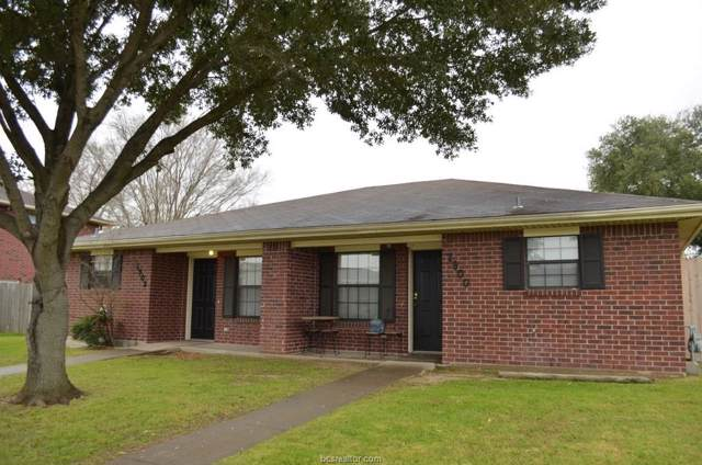 1902 Holleman, College Station, TX 77840 (MLS #19017113) :: Treehouse Real Estate