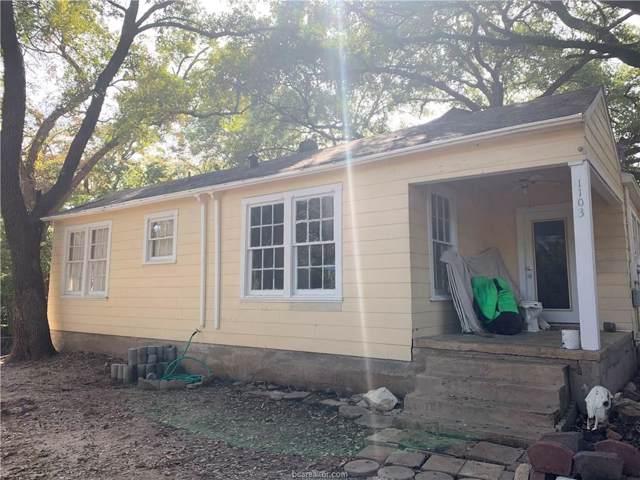 1103 Antone Street, Bryan, TX 77803 (MLS #19017114) :: Chapman Properties Group
