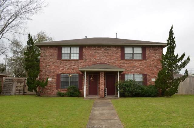 1916 Holleman, College Station, TX 77840 (MLS #19017115) :: Treehouse Real Estate