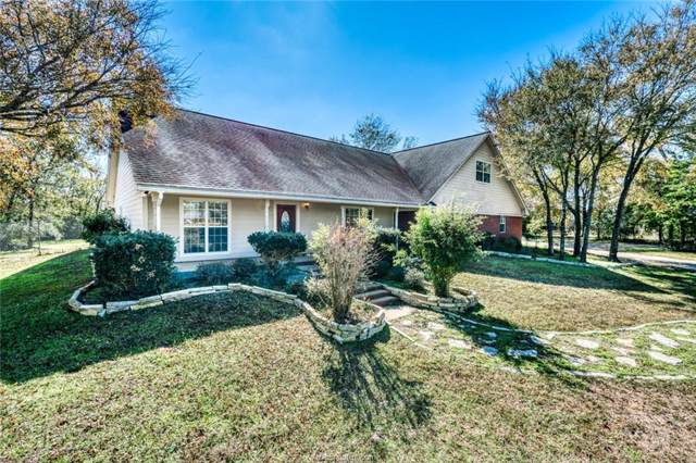 1606 Eastridge Lane, Madisonville, TX 77864 (MLS #19017133) :: Chapman Properties Group