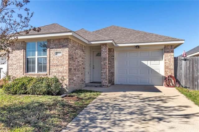 2635 Symphony Park Drive, Bryan, TX 77802 (MLS #19017161) :: Chapman Properties Group
