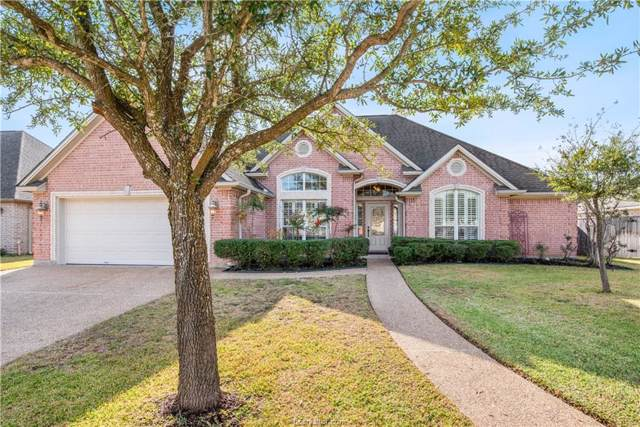 4910 Park Row Place, Bryan, TX 77802 (MLS #19017163) :: The Shellenberger Team