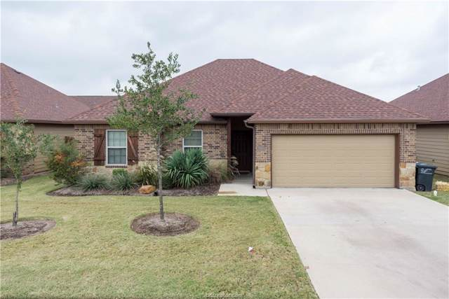 3008 Old Ironsides, College Station, TX 77845 (MLS #19017205) :: Chapman Properties Group