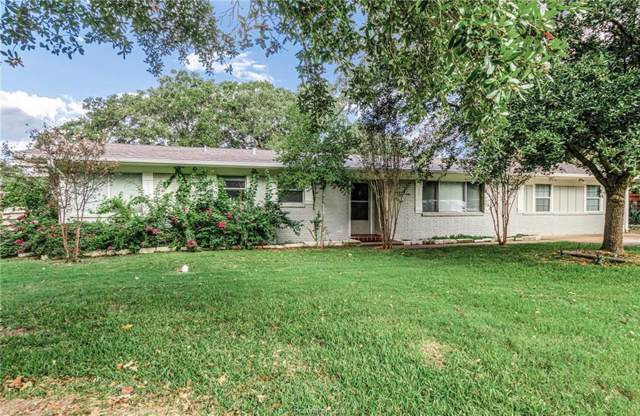 312 Tee Drive, Bryan, TX 77801 (MLS #19017214) :: The Lester Group