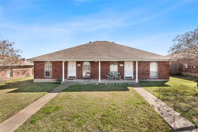 2013-2015 Colgate Drive, College Station, TX 77840 (MLS #19017220) :: Treehouse Real Estate