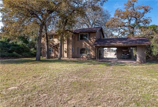 20 Post Oak, Hilltop Lakes, TX 77871 (MLS #19017236) :: Treehouse Real Estate