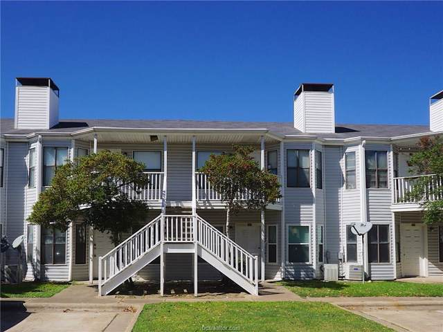 4441 Old College #8105, Bryan, TX 77801 (MLS #19017335) :: The Lester Group