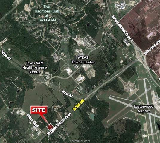 8693 Jones Rd, College Station, TX 77845 (MLS #19017361) :: The Shellenberger Team