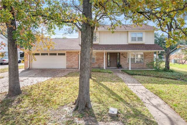 2804 Camelot Drive, Bryan, TX 77802 (MLS #19017372) :: The Lester Group