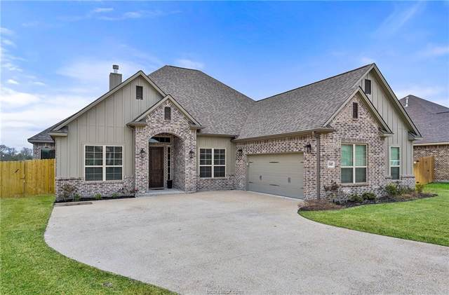 3340 Covington Court, Bryan, TX 77808 (MLS #19017407) :: The Shellenberger Team