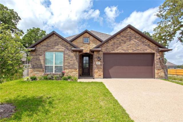 4008 Eskew Drive, College Station, TX 77845 (MLS #19017426) :: Chapman Properties Group