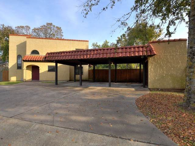 1102 Holleman Drive, College Station, TX 77840 (MLS #19017427) :: Cherry Ruffino Team