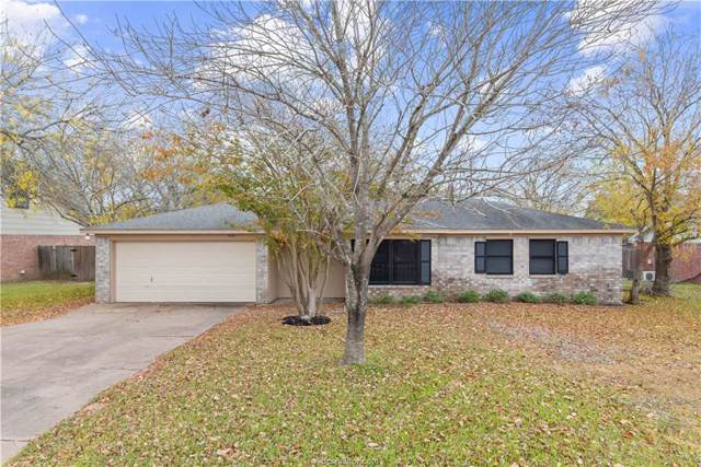 4520 Kingsdale Drive, Bryan, TX 77802 (MLS #19017443) :: The Lester Group