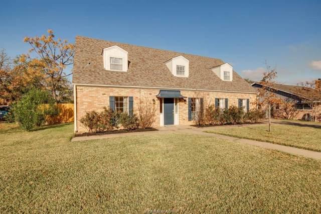2507 Memorial Drive, Bryan, TX 77802 (MLS #19017470) :: RE/MAX 20/20