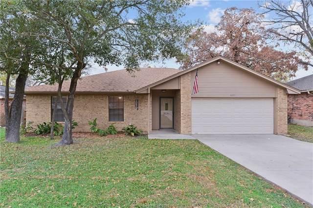 4205 Woodcrest Drive, Bryan, TX 77802 (MLS #19017478) :: The Shellenberger Team