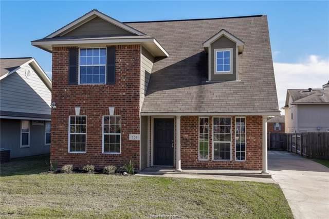 506 Nelson Lane, College Station, TX 77840 (MLS #19017482) :: Chapman Properties Group