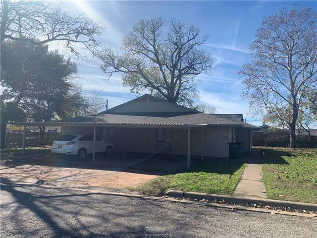 800/802 Pine Street, Hearne, TX 77859 (MLS #19017487) :: The Lester Group