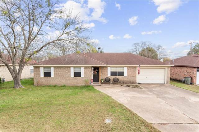 1101 Braeswood Drive, Bryan, TX 77803 (MLS #19017499) :: BCS Dream Homes