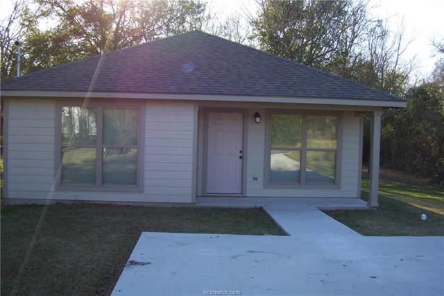 705 Mc Nair, Navasota, TX 77868 (MLS #19017519) :: NextHome Realty Solutions BCS