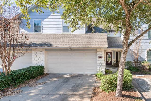 1255 Canyon Creek Circle, College Station, TX 77840 (MLS #19017527) :: Treehouse Real Estate