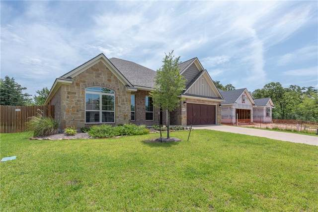 3553 Foxcroft, Bryan, TX 77808 (MLS #19017529) :: The Shellenberger Team
