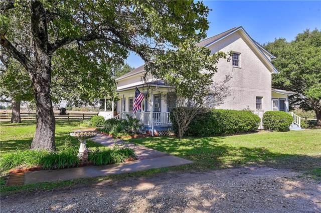 5025 Wallis Road, Bryan, TX 77808 (MLS #19017531) :: Chapman Properties Group