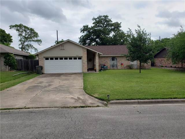 2903 Hillside Drive, Bryan, TX 77802 (MLS #19017534) :: Cherry Ruffino Team