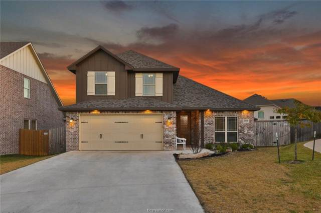 2617 Hailes Court, College Station, TX 77845 (MLS #19017536) :: Chapman Properties Group