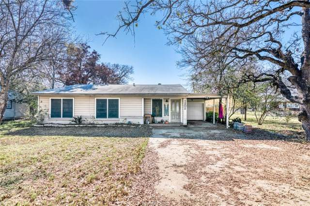1202 Munson, College Station, TX 77840 (MLS #19017561) :: Chapman Properties Group