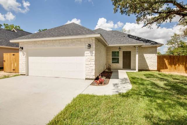 906 New York, Bryan, TX 77803 (MLS #19017564) :: The Shellenberger Team
