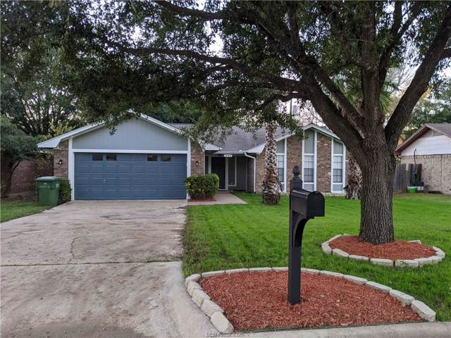 4105 Willow Oak Street, Bryan, TX 77802 (MLS #19018566) :: The Lester Group