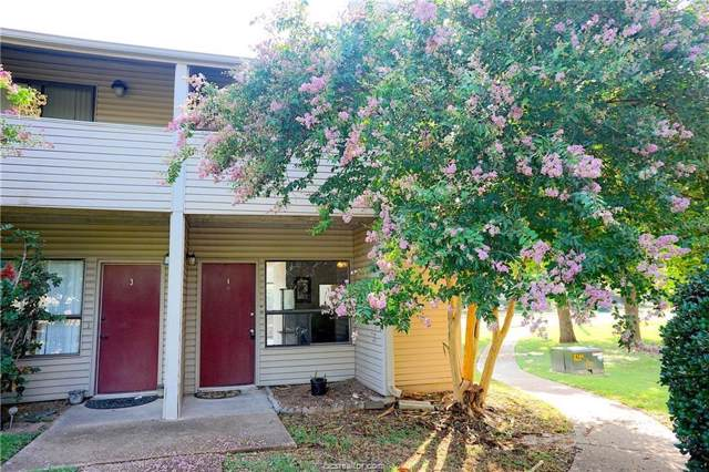 1902 Dartmouth Street K4, College Station, TX 77840 (MLS #19018577) :: Treehouse Real Estate
