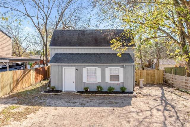 1711 Wilson Street, Bryan, TX 77803 (MLS #19018582) :: RE/MAX 20/20