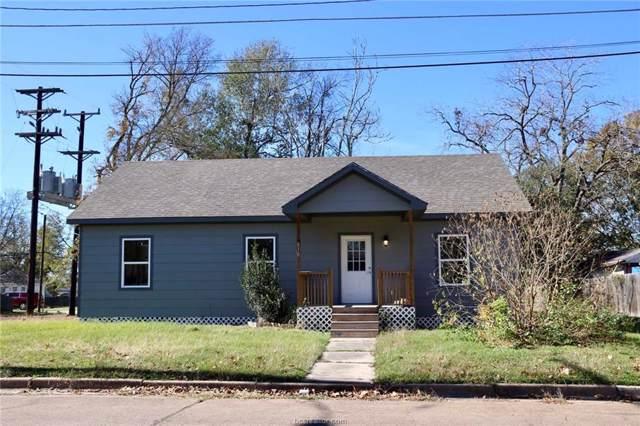 818 Church Street, Navasota, TX 77868 (MLS #19018584) :: NextHome Realty Solutions BCS