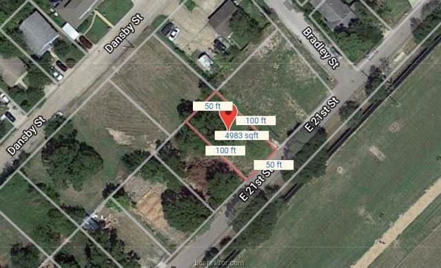 1206 E 21st Street, Bryan, TX 77803 (MLS #19018594) :: NextHome Realty Solutions BCS