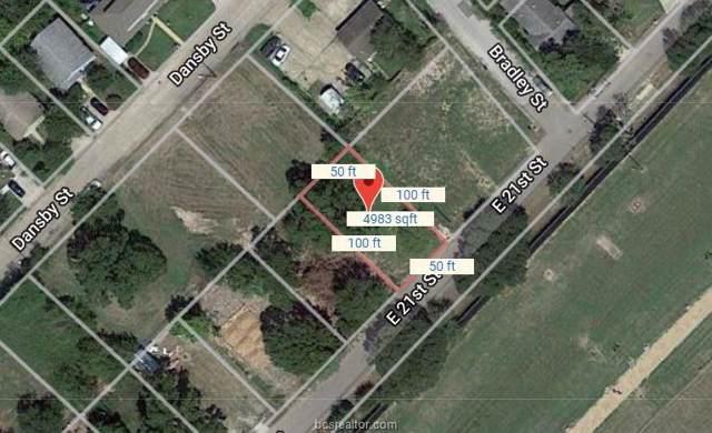 1203 Bradley Street, Bryan, TX 77803 (MLS #19018595) :: NextHome Realty Solutions BCS