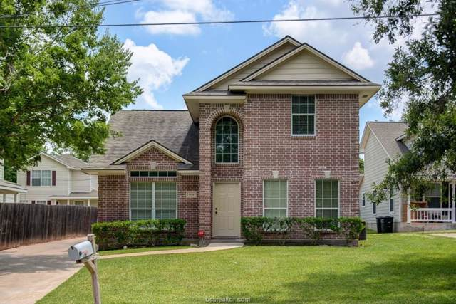 1614 Park Place, College Station, TX 77840 (MLS #19018607) :: Cherry Ruffino Team