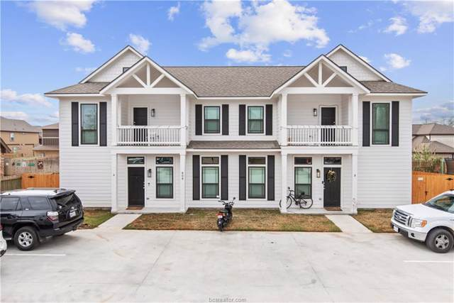 808 Fairview Avenue A&B, College Station, TX 77840 (MLS #19018610) :: The Lester Group