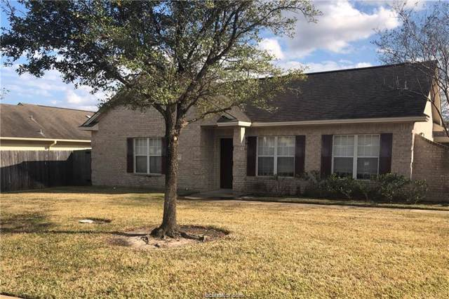 606 Townplace Drive, College Station, TX 77840 (MLS #19018638) :: BCS Dream Homes