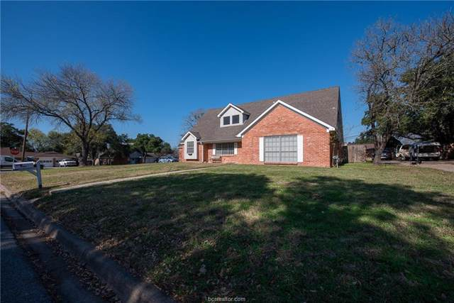 3501 Tanglewood Drive, Bryan, TX 77802 (MLS #19018677) :: NextHome Realty Solutions BCS