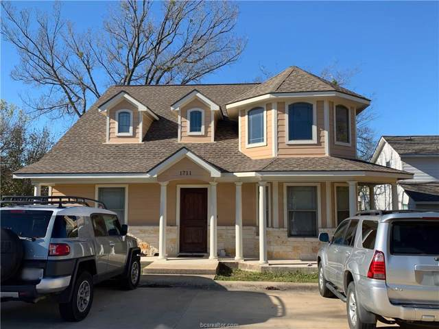 1711 Boardwalk Court, College Station, TX 77840 (MLS #19018679) :: The Lester Group