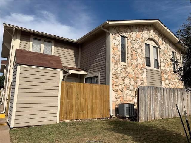 2101 Barak Lane #16, Bryan, TX 77802 (MLS #19018687) :: The Lester Group