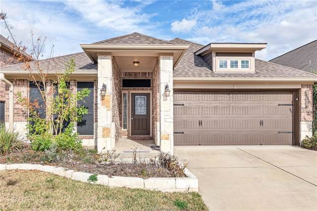 1719 Twin Pond Circle, College Station, TX 77845 (MLS #19018764) :: NextHome Realty Solutions BCS
