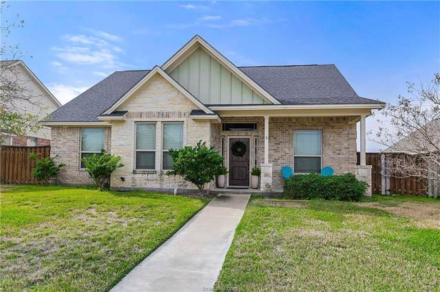3920 Devrne Drive, College Station, TX 77845 (MLS #19018766) :: Chapman Properties Group
