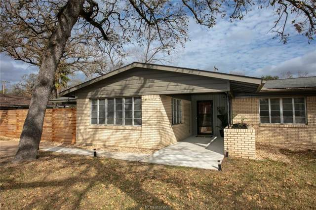 2109 Vinewood Drive, Bryan, TX 77802 (MLS #19018771) :: The Shellenberger Team
