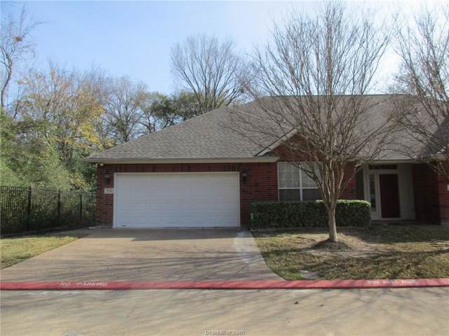 3536 Heritage Lane, College Station, TX 77845 (MLS #19018776) :: The Lester Group