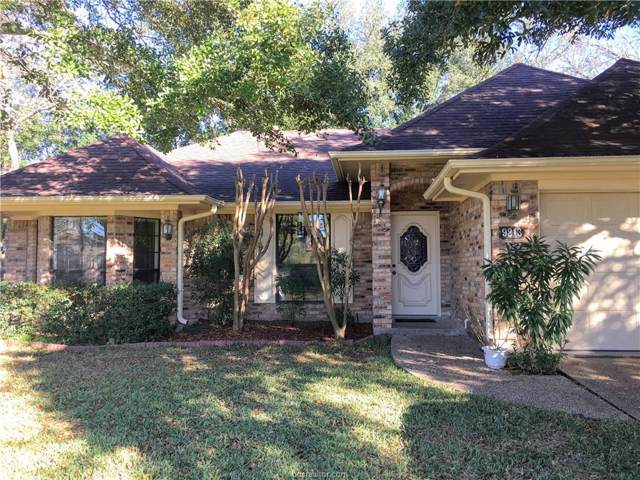 9213 Shadowcrest Drive, College Station, TX 77845 (MLS #19018798) :: NextHome Realty Solutions BCS