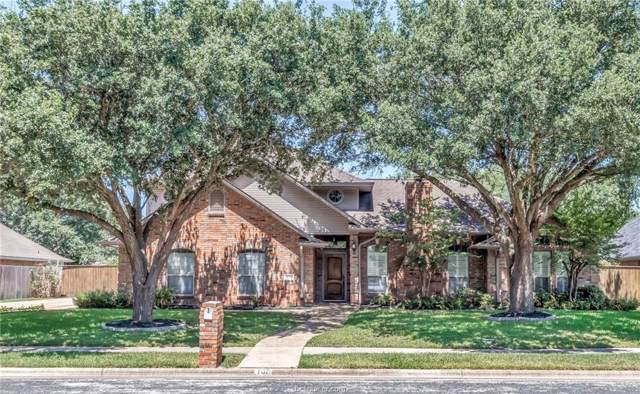 707 Dover Drive, College Station, TX 77845 (MLS #19018801) :: The Lester Group
