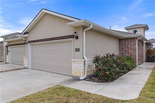 1757 Heath Drive, College Station, TX 77845 (MLS #19018806) :: The Lester Group