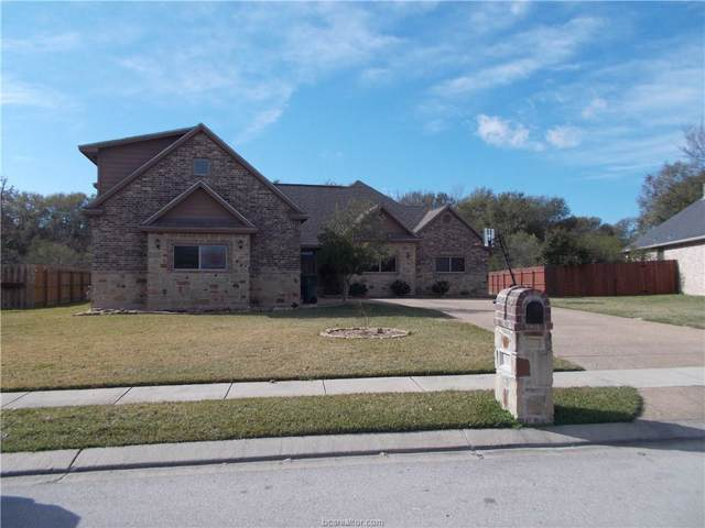 2923 Ambrose Drive, Bryan, TX 77808 (MLS #19018850) :: Chapman Properties Group